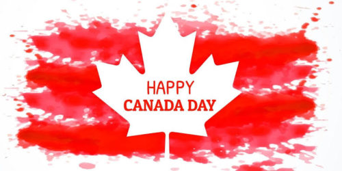 Happy Canada Day wishes images