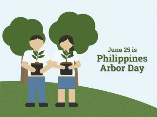 2020 Arbor Day in the Philippines | 25 June