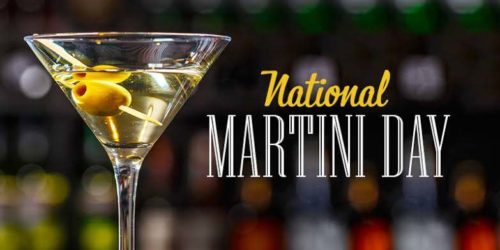 National Martini Day 2020 Photos