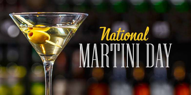 National Dry Martini Day 2020 Photos