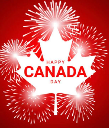Happy Canada Day 2020 wishes images for status