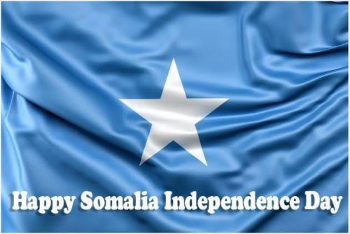 Independence Day in Somaliland greeting images