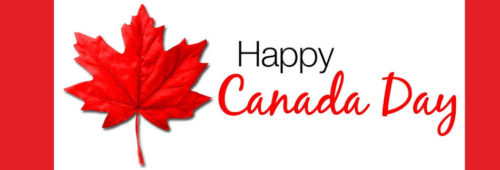 Canada Day 2020 images