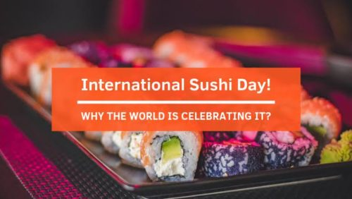 International Sushi Day 2020 wishes Images