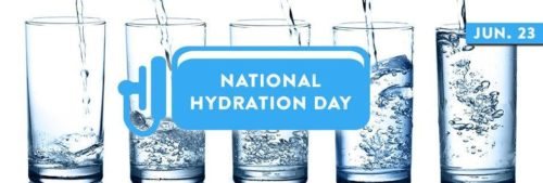 Download National Hydration Day wishes images