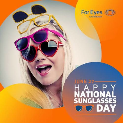 Happy National Sunglasses Day 2020 wishes images
