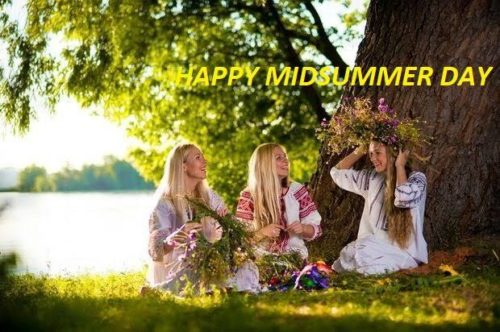 Happy Midsummer Day 2020 images for status