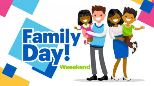 Happy Family Weekend wishes images