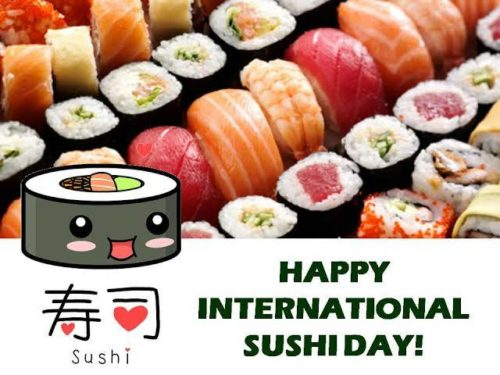 International Sushi Day 2020 wishes photos