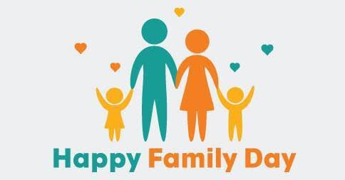 Happy Family Day images Whatsapp status