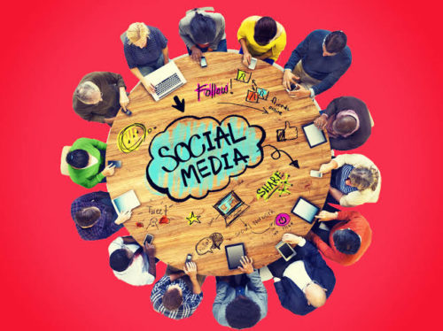 Happy Social Media Day 2020 images for FB status