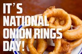 National Onion Rings Day images