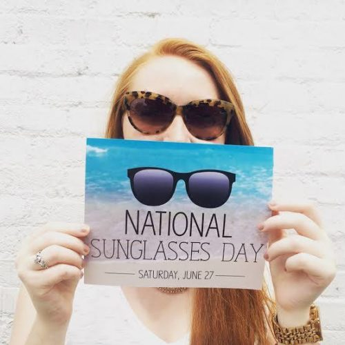 National Sunglasses Day 2020 wishes images for status