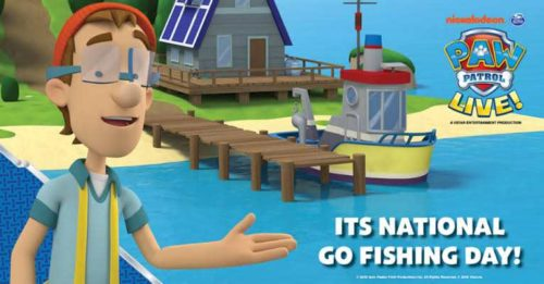 National Go Fishing Day 2020 images