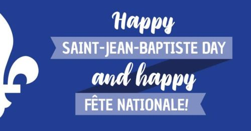 St. Jean Baptiste Day 2020 wishes images