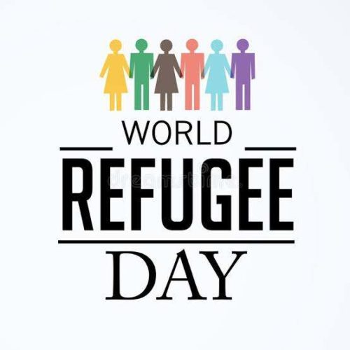 World Refugee Day 2020 greeting images