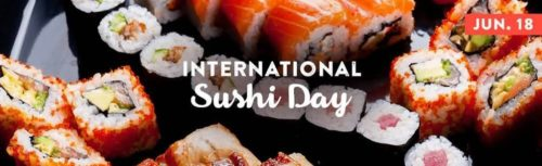 Download Happy Sushi Day Greeting photos