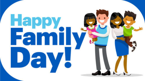Download Happy Family Day 2020 images