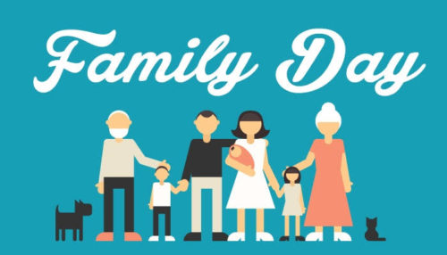 Happy Family Day 2020 images
