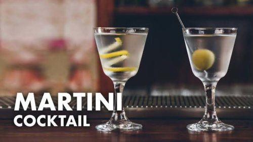 National Martini Day 2020 Photos for FB status