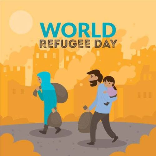 World Refugee Day 2020 Wishes images