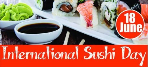 International Sushi Day wishes photos