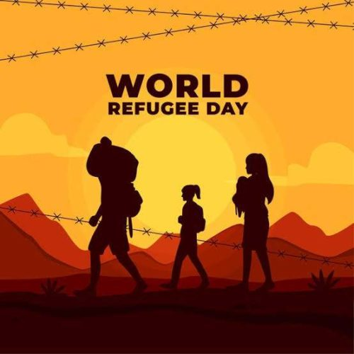 World Refugee Day pictures