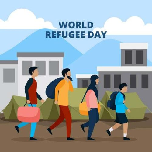 Happy World Refugee Day pictures