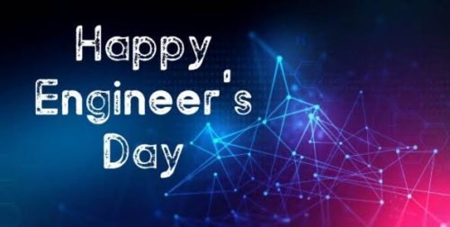 Happy Engineer's Day 2020 Images