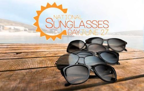 Happy National Sunglasses Day 2020 images
