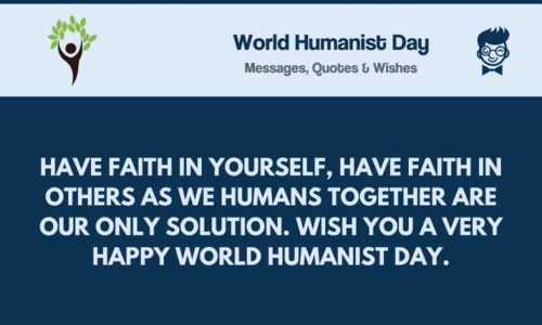 Quotes about Best World Humanist Day 2020