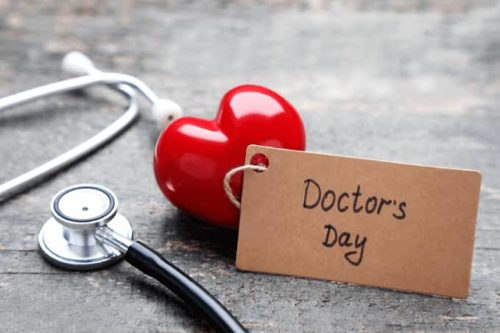 National Doctors' Day 2020 images