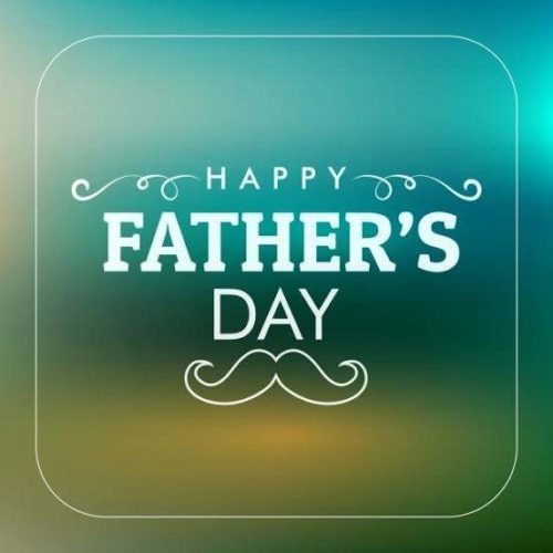 Happy Fathers Day greeting photos