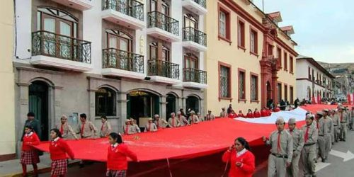Celebrate this 7 June as Flag Day in Peru