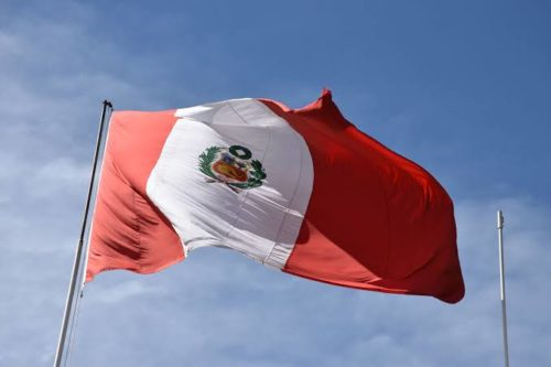 Flag Day in Peru 2020 images