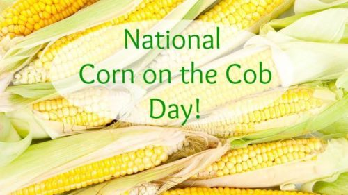 Download National Corn on the Cob Day 2021