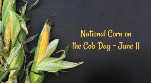 National Corn on the Cob Day wishes images