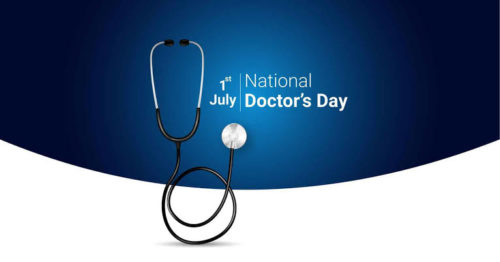 1 July | Happy Doctors' Day 2020 images for status