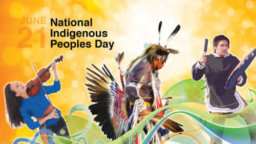 National Indigenous Peoples Day 2020 greeting pics