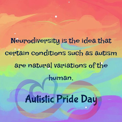 Autistic Pride Day 2020 Messgaes