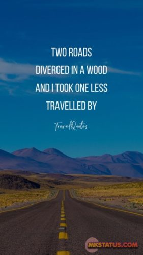 Traveling Quotes photos for Whats app Status