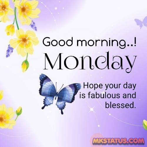 Best Good Morning Monday Wishes images