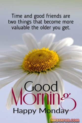 Good Morning Monday greeting Quotes images