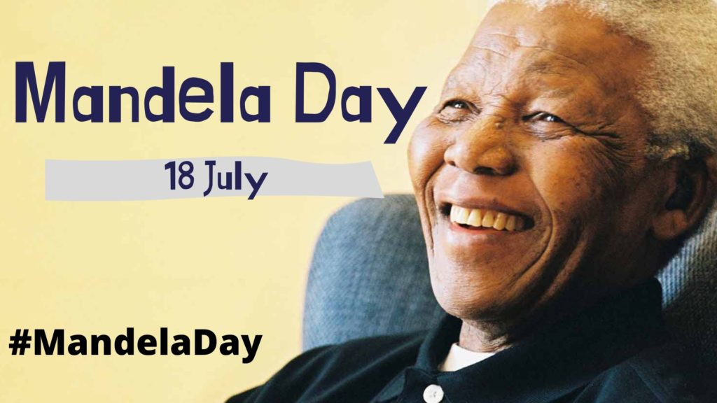 Mandela Day 2020 Wishes