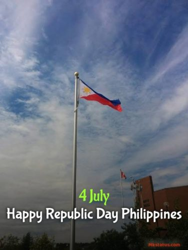 Happy Republic Day Philippines 2020 wishes images