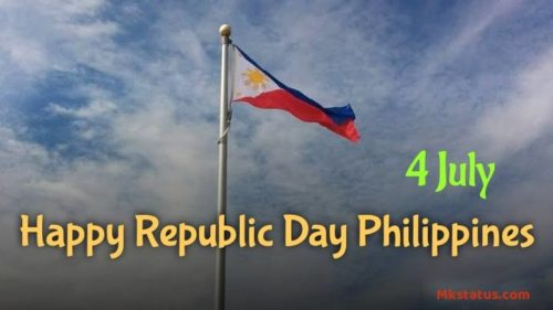 Republic Day Philippines 2020 wishes images