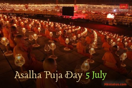 Asalha Puja Day 2020 Wishes images