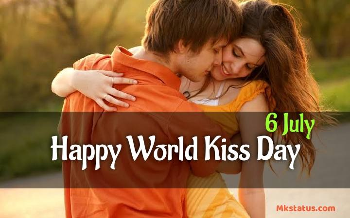 Happy World Kiss Day 2020 wishes images for status