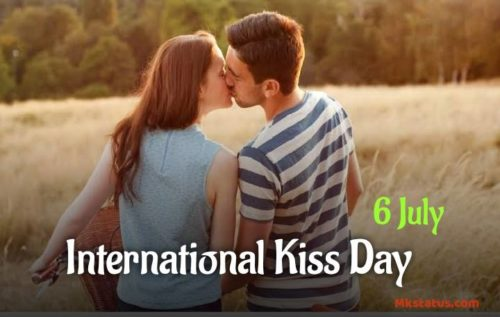 World Kiss Day 2020 wishes images for status