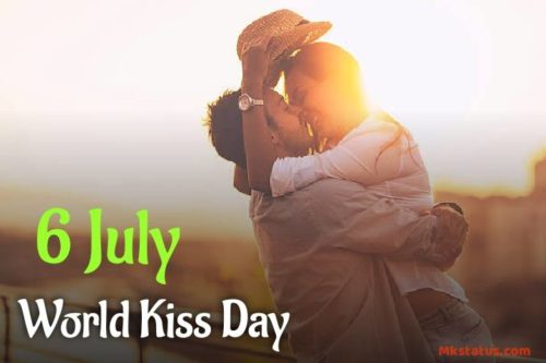 Happy World Kiss Day 2020 wishes images